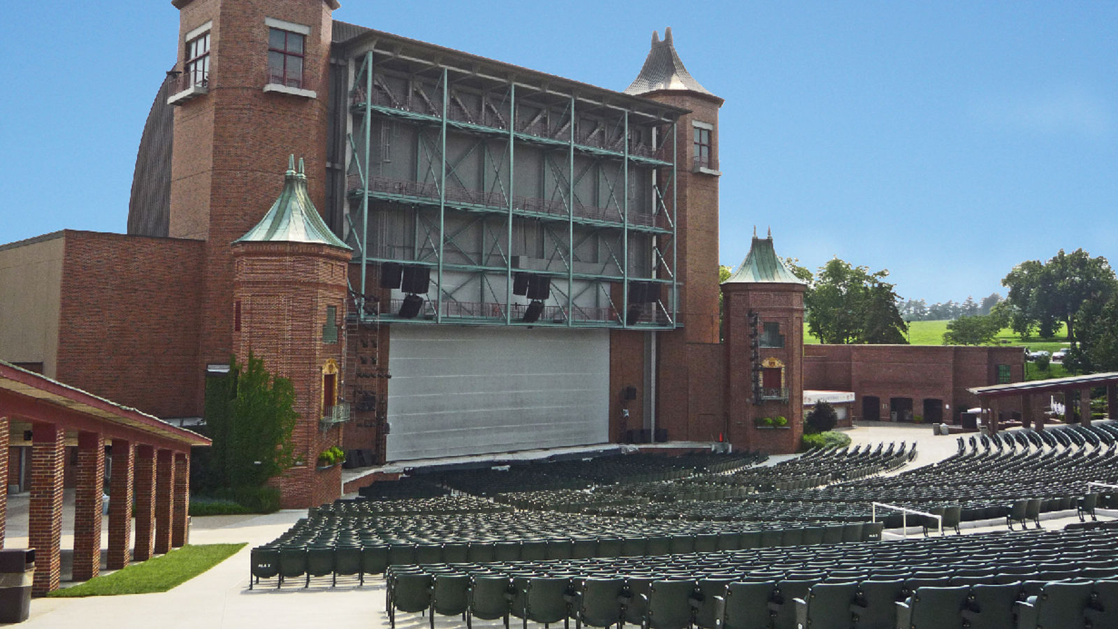 Starlight Theatre Kansas City